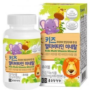 [종근당건강] 키즈 멀티비타민 미네랄